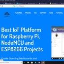 Motion Detector Using Thingsai.io Iot Cloud Platform
