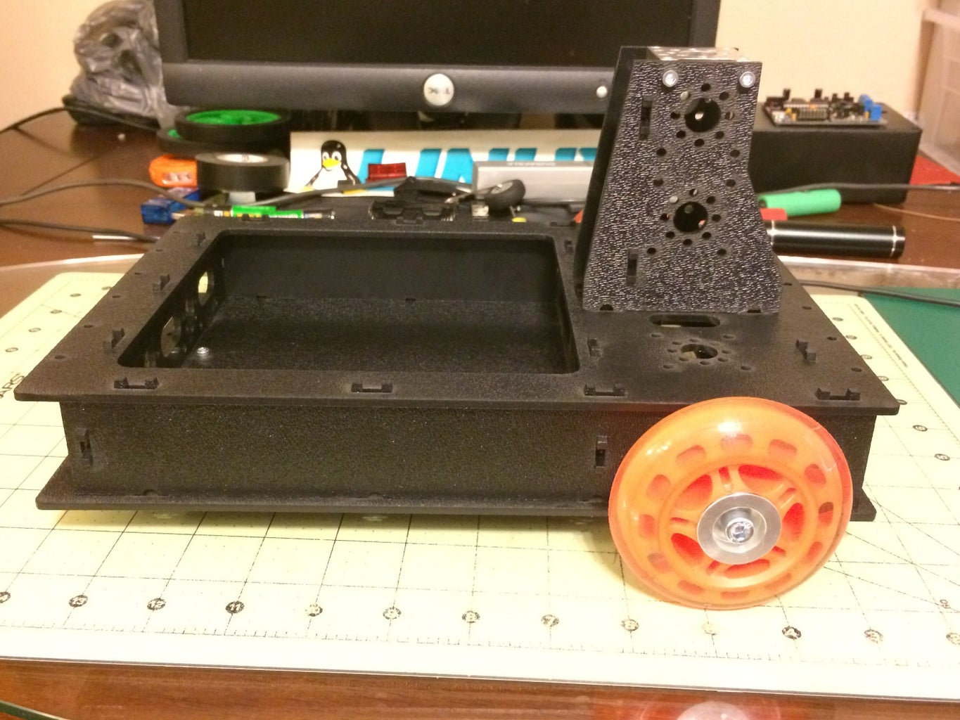Assembling the Chassis