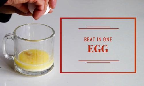 Get Your Wet Ingredients Together