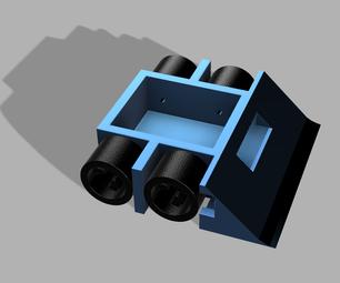 Design of a Sumo Robot
