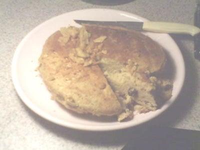 Stove Top Raisin Bread
