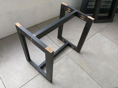 Assemble the Stool Frame