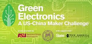Green Electronics Challenge
