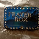 Prayer Box with matching pencil