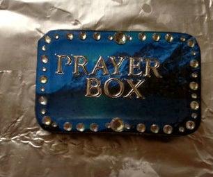 Prayer Box With Matching Pencil