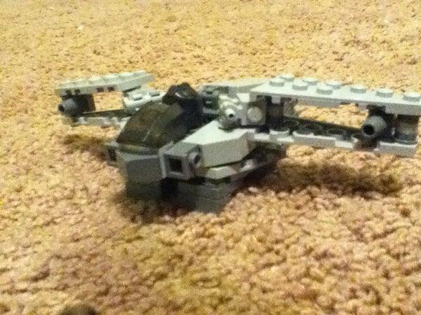 Lego Transformers Aerialslammer
