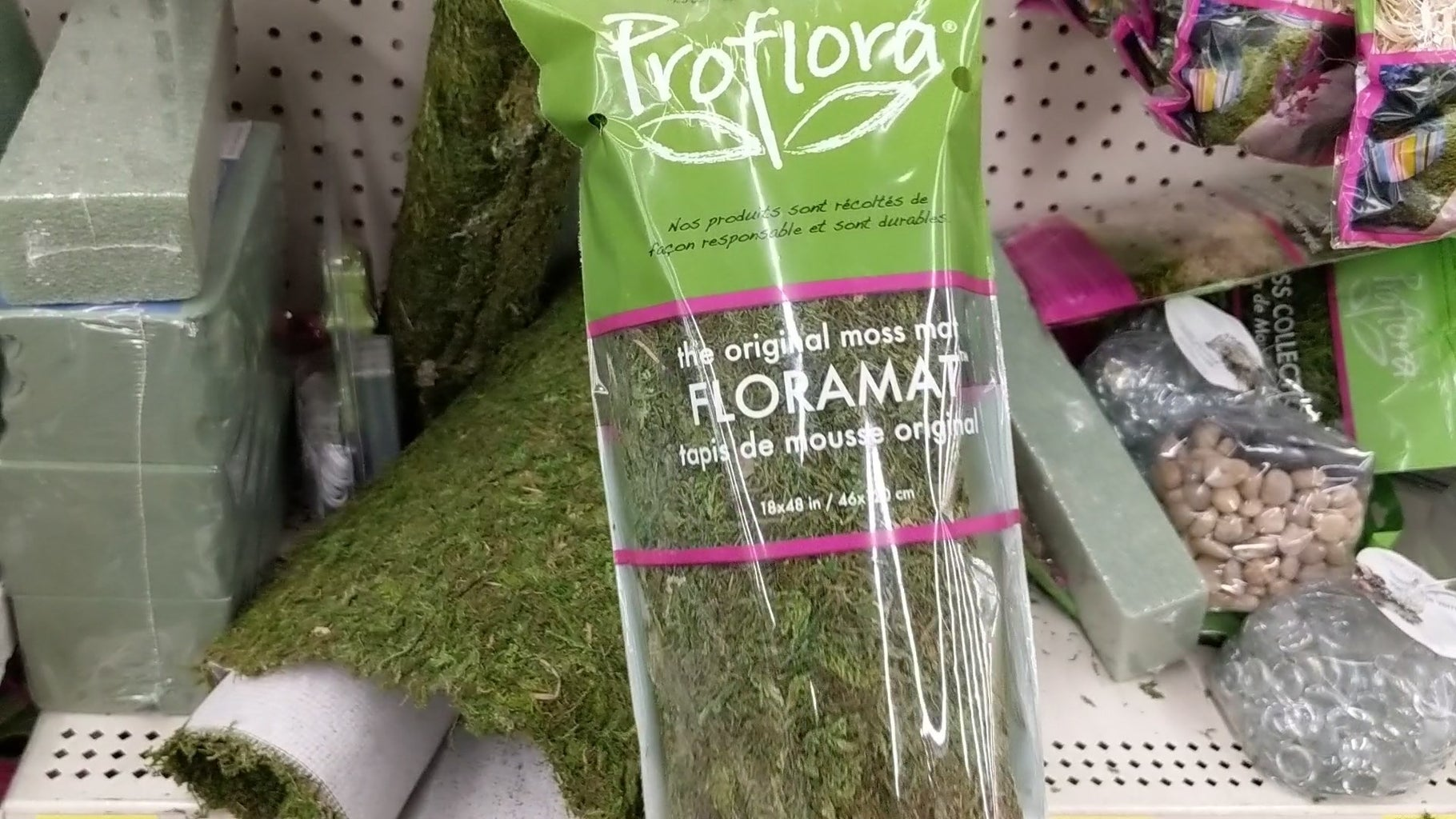Finding Your Moss