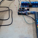 Arduino Uno & IR Remote and 8 Channel Relay Module