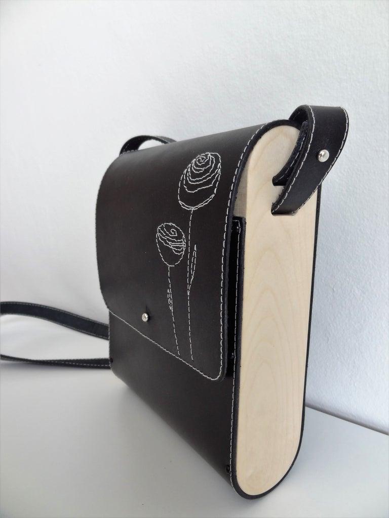 Woodenleather Bag
