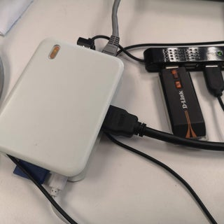Share WiFi With Ethernet Port on a Raspberry Pi