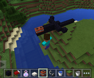 Simplest Minecraft Pe Cannon