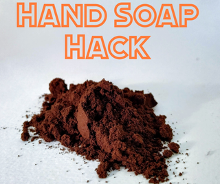 Coffee and Soap?! Cleaning Hack!