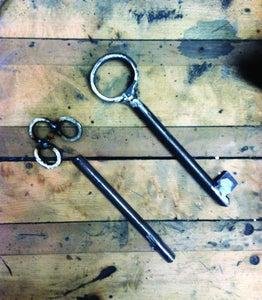 Assembling the Keys