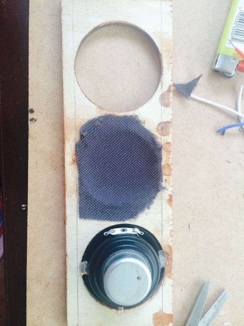 Mounting/Glueing Your Speakers and Passive Radiators