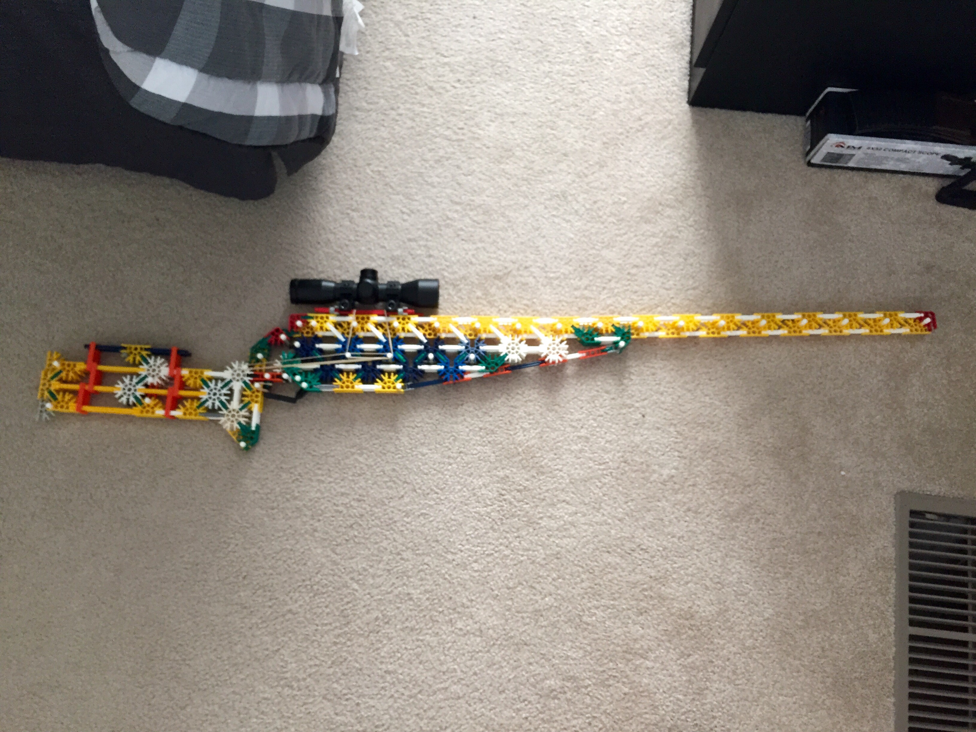 Knex Biathlon Rifle