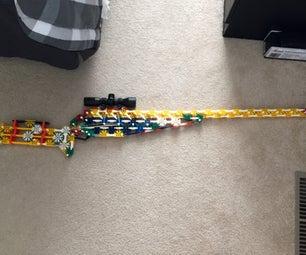 Knex Biathlon Rifle