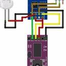 ESP8266 Network LED