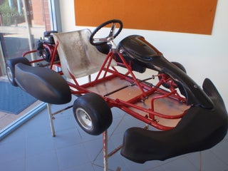 How To Design And Build A Go Kart 26 Steps With Pictures Instructables