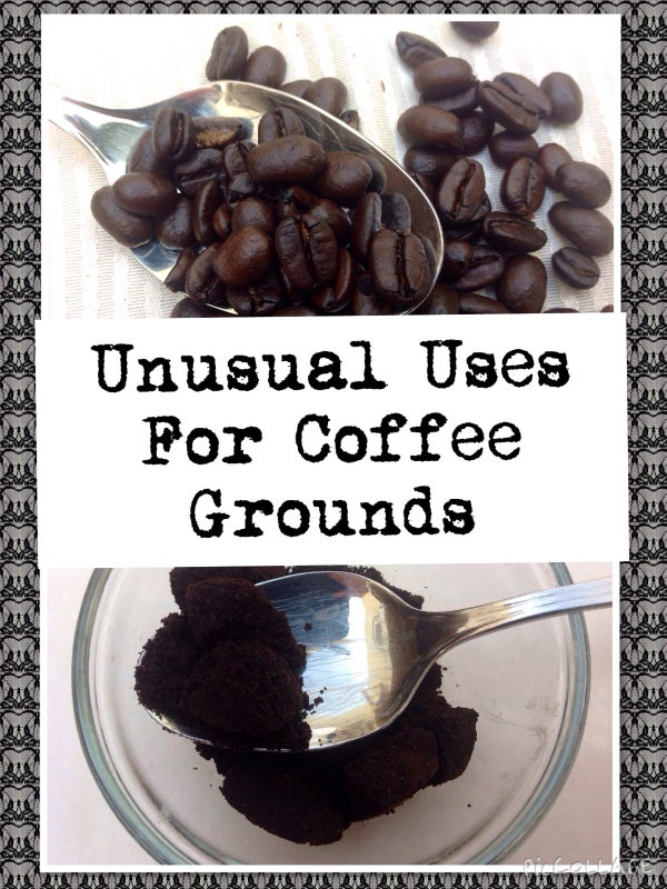 Unusual Uses for Coffee Ground