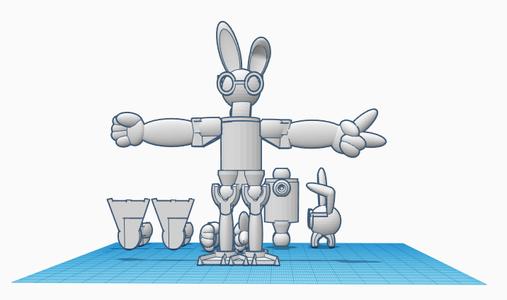 Funny Bunny! (by Christina)