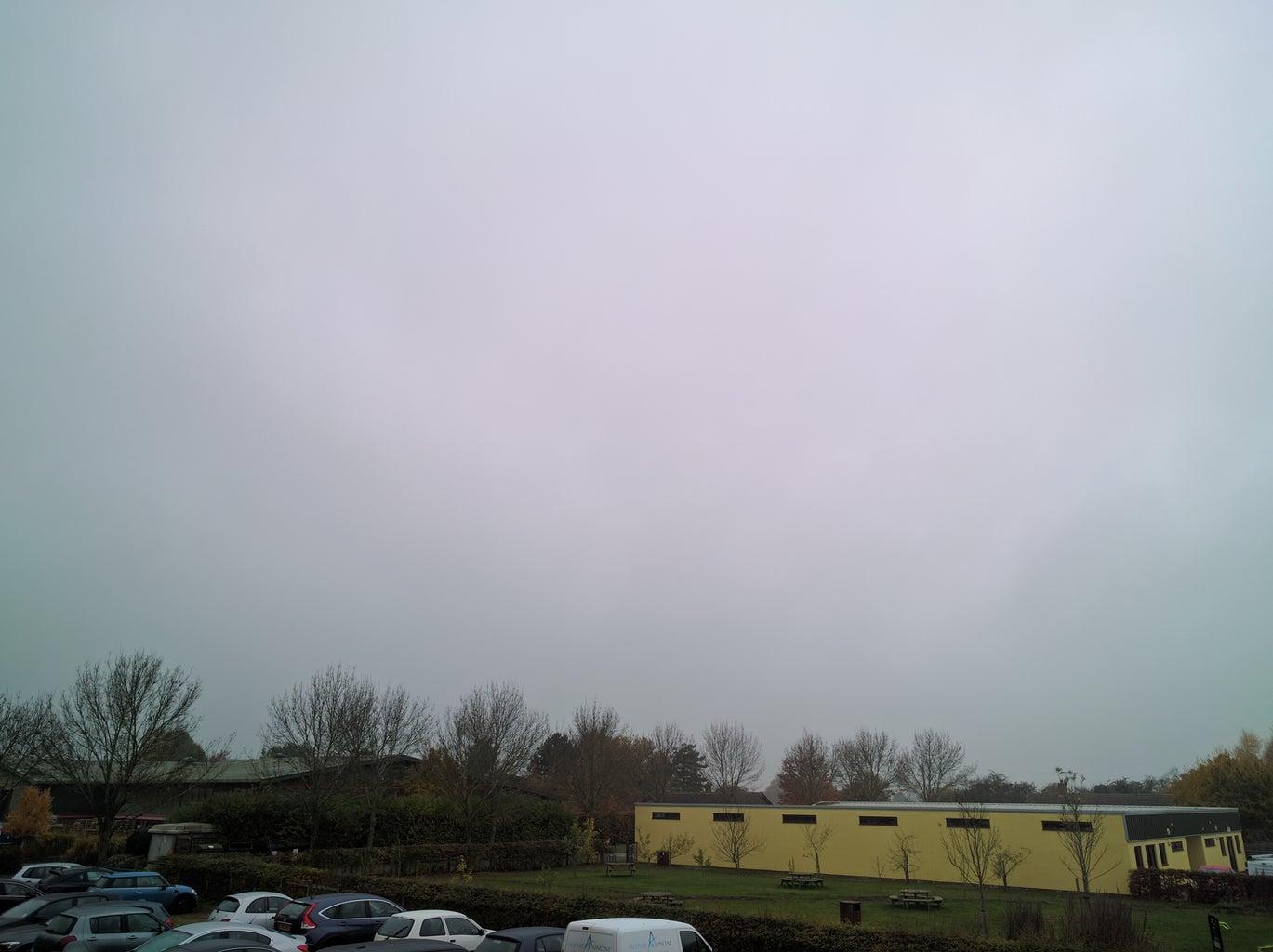 The British Weather.