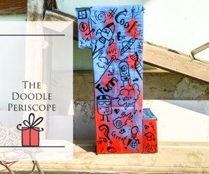 How to Make Cardboard Periscope!