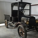 replacing front axle bearings on 1920-23 model T