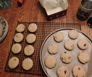Original Hermits Cookie Recipe, C. 1880