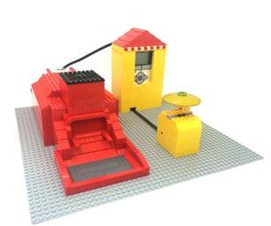 LEGO MINDSTORMS Pet Feeder Version 2.0