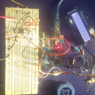 Power Supply Frequency and Voltage Measurement Using Arduino