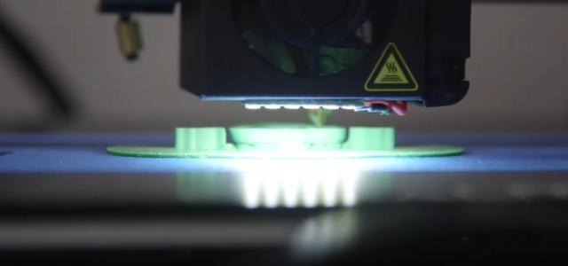 3D Printing Baby Yoda