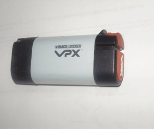 Black and Decker VPX Battery Pack Rebuild.