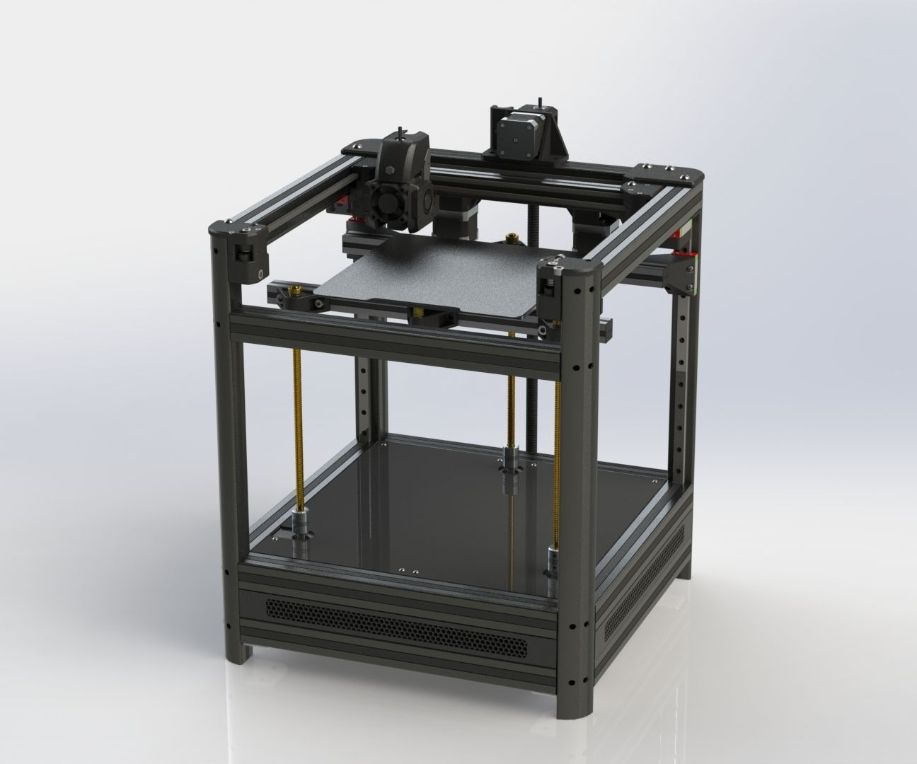 How to Design and Build a 3D Printer