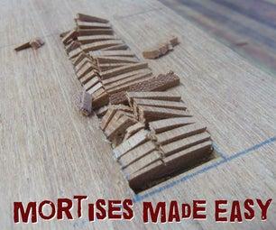 Mortises Made Easy