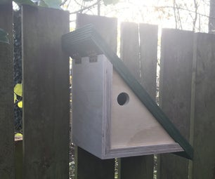 Modern Nestbox