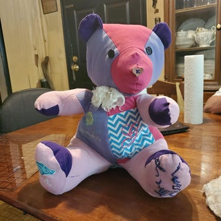 Teddy Bear Tutorial and Pattern