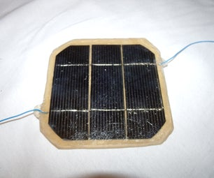 Make Custom Sized Solar Panels