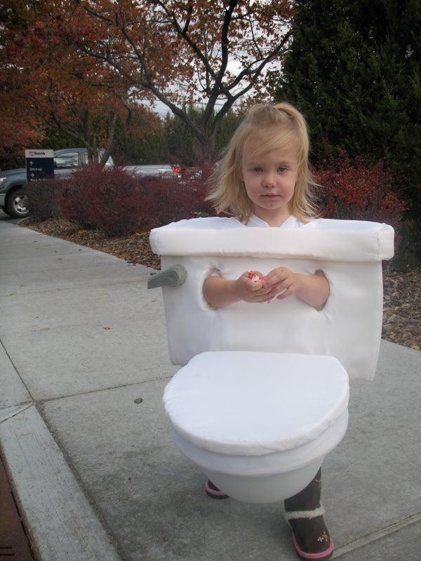 Toilet Costume