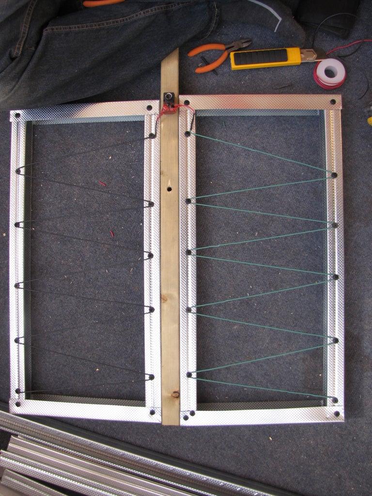 Assembling the Antenna Cont.
