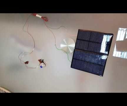 Solar Pulse Motor