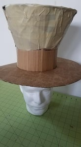 Make an Easter Top Hat