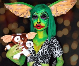 Gremlin Greta Epic Costume
