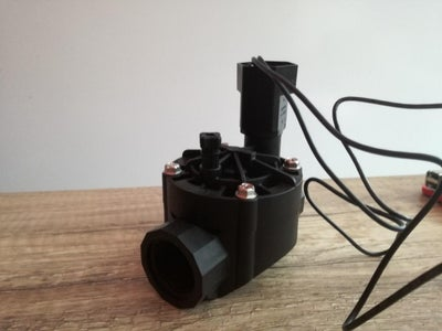 Automatic Sprinkling System - EasySprinkle