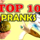 TOP 10 PRANKS - Easy Pranks to Make Your Friends