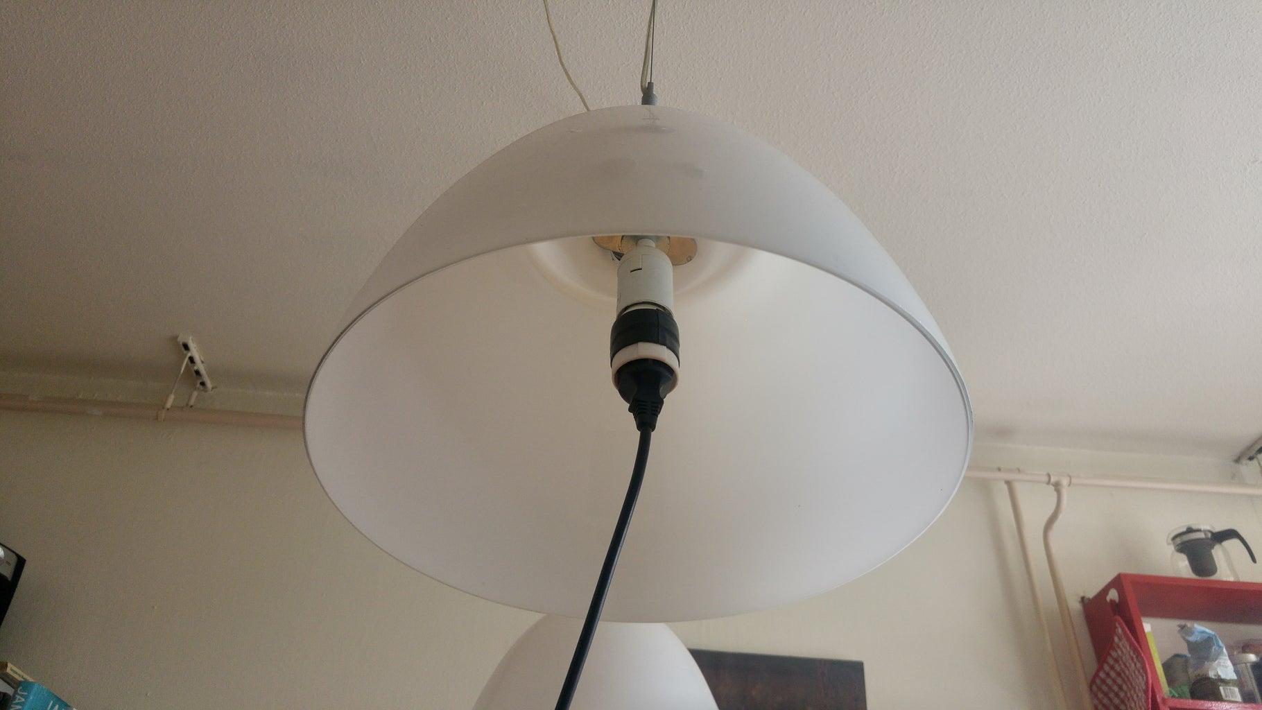Lamp Base Socket
