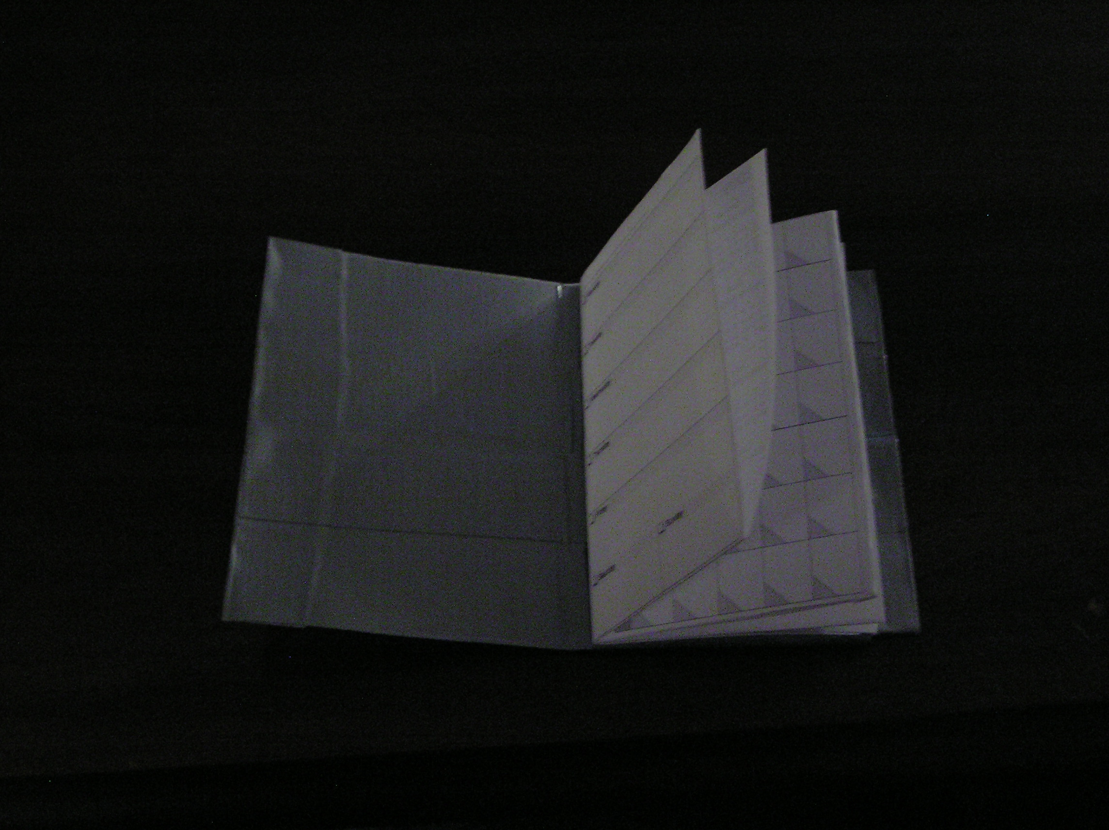 Duct tape PocketMod Wallet/Cover