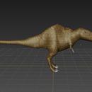 Jurrassic Park Spinasaurus