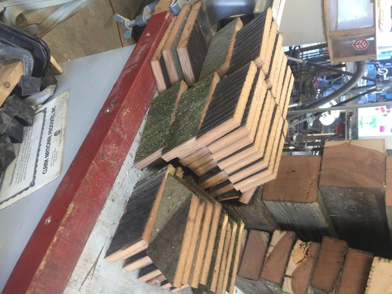 Cut the Wood!