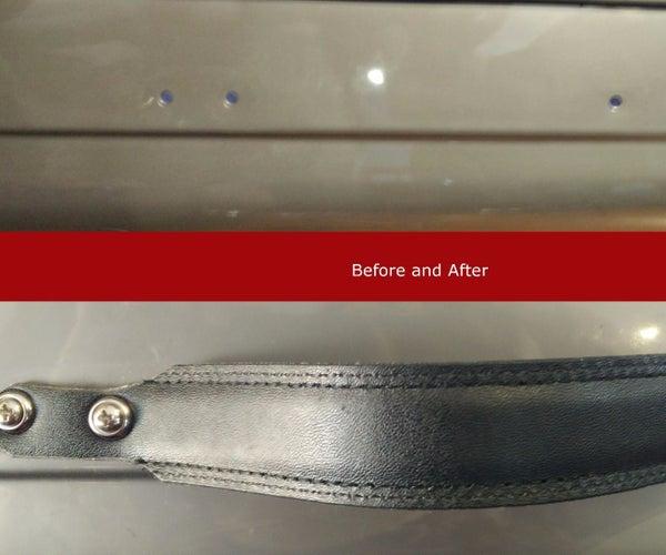Fix Suitcase Handle