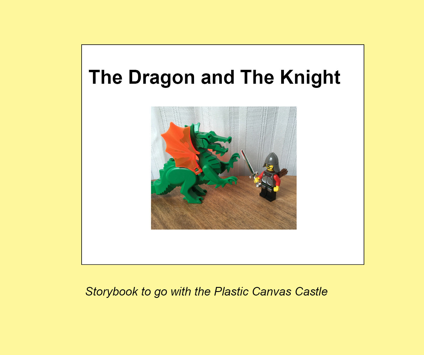 The Dragon and the Night (storybook)